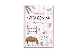 Malbuch Pony
