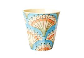 Medium Becher - Flower Fan