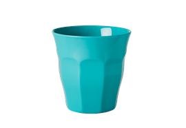 Medium Becher uni - Aqua