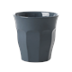 Medium Becher uni - Dark Grey