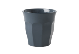 Medium Becher uni - Dark Grey