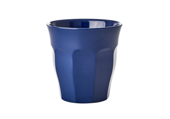 Medium Becher uni - Navy Blue