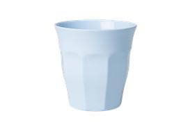 Medium Becher uni - Soft Blue