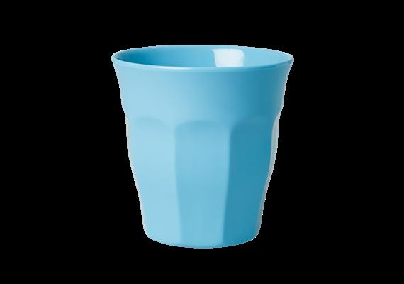 Medium Becher uni - Turquoise