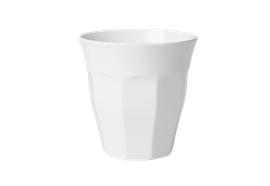 Medium Becher uni - White