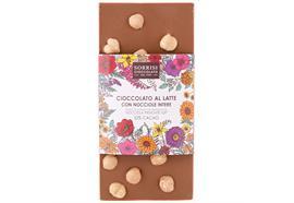 Milchschokolade Piemont Haselnüsse IGP