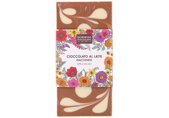 Milchschokolade, weisse Schokolade