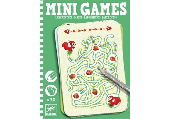 Mini Games Labyrinthe by Ariane (mult)