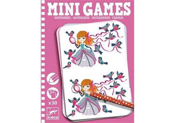 Mini Games Unterschiede by Lea (mult)