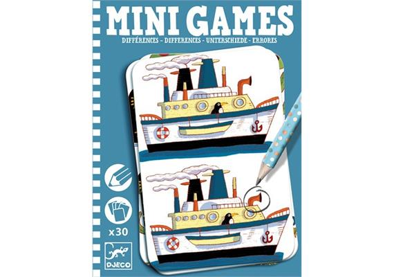 Mini Games Unterschiede by Remi (mult)