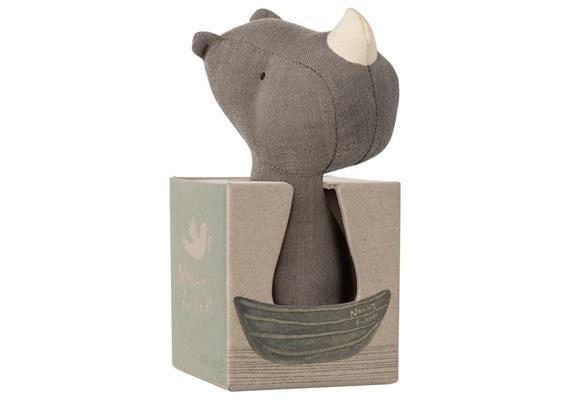 Noah's Friends, Rhino Rassel