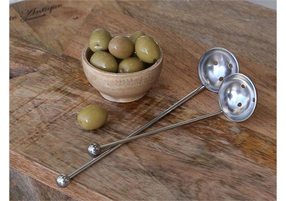 Olivenlöffel