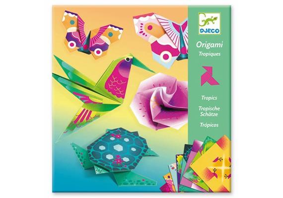 Origami Tropische Schätze