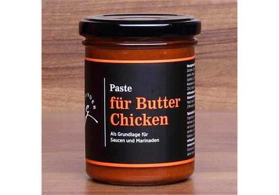 Paste für Butter Chicken 200g