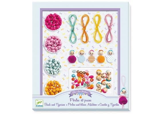 Perlen und Figuren