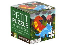 Petit Puzzle Dinosaurier 24 Teile