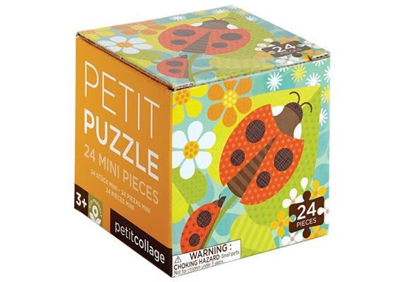 Petit Puzzle Marienkäfer 24 Teile