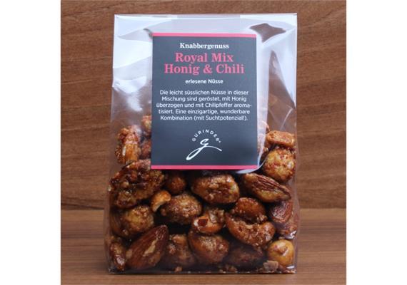 Royal Mix Honig & Chili 130gr