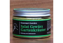 Salat Gewürz Gartenkräuter