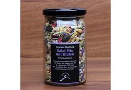 Salat Mix mit Blüten 160gr