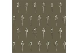 Serviette Wild Wheat autumn green