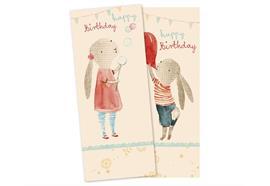 Servietten Birthday