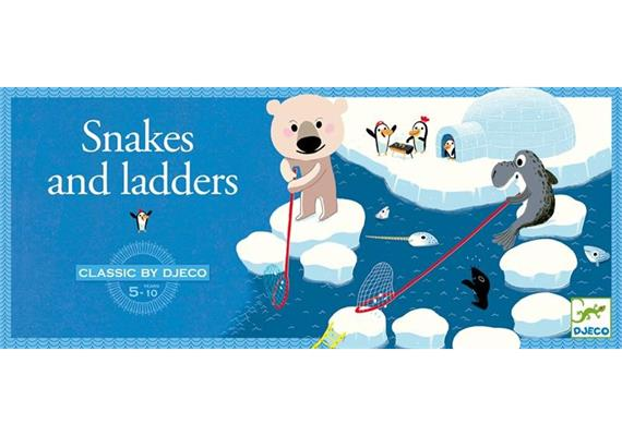 Snake and Ladders (mult)