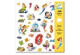 Sticker Meerjungfrauen