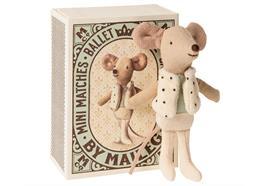 Tänzerin in Streichholzschachtel, Maus des kleinen
