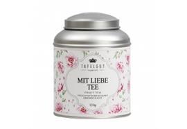"""Tafelgut """"Mit Liebe Tee"""" 130gr"""