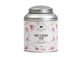 """Tafelgut Tee """"Mit Liebe Tee"""" 35gr"""