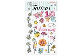 Tattoos Flowerpower