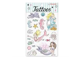 Tattoos Meerjungfrau