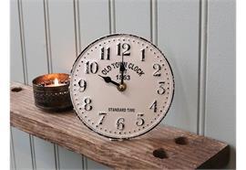 """Tischuhr """"old town clock"""""""
