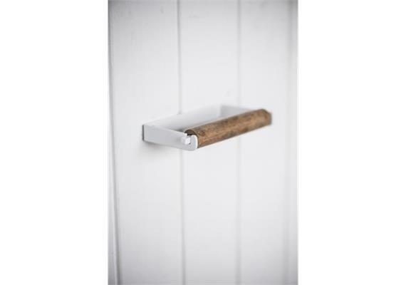 Toilettenpapierhalter Holzrolle ALTUM