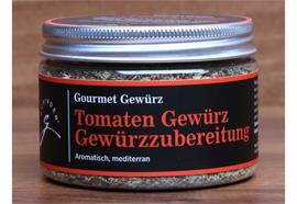 Tomaten Gewürz - Gewürzzubereitung