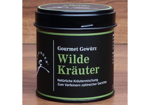 Wilde Kräuter - Kräutermischung 18gr